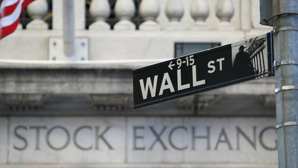 The Dow Jones industrial average gave up 258.32 points to 18,066.75