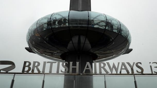The British Airways i360