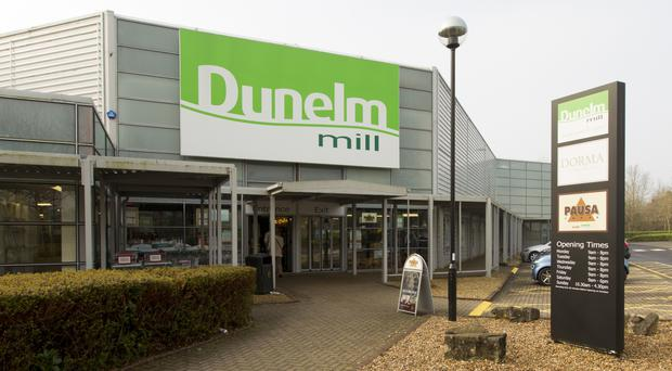 Dunelm has notched up a rise in full-year profits