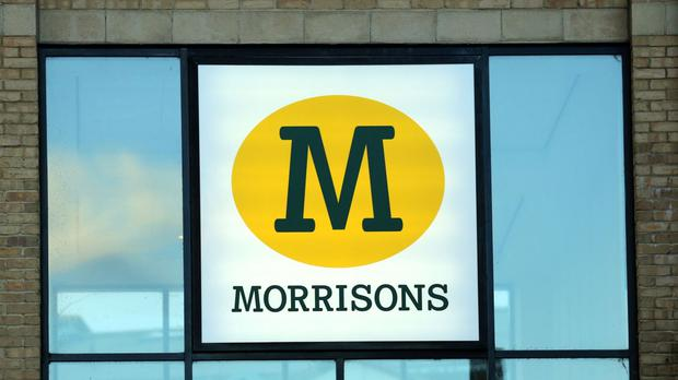 Morrisons said like-for-like sales grew 2% in the second quarter