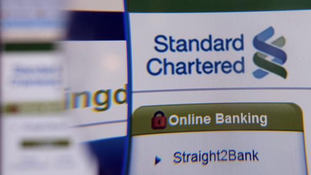 Standard Chartered said the investment was made in light of the bank's