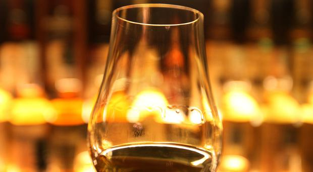 Whisky sales are rising but experts have warned of