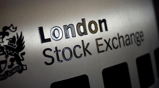 The UK's top tier index closed lower by 0.3% or 20 points at 6710.3 points