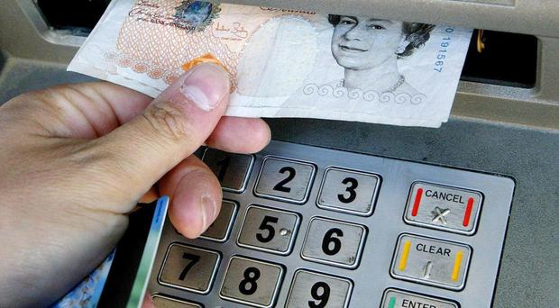 One in 10 had their card duplicated at an ATM