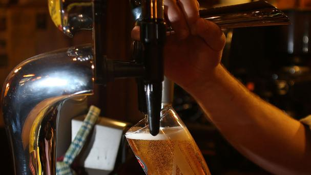 Plans to revamp Northern Ireland's drinking laws do not go far enough, an industry body has claimed. File image