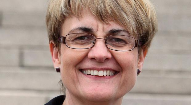 Welcome news: Margaret Ritchie