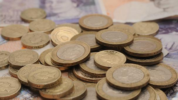 The Local Government Association said some authorities were owed £1.5 million