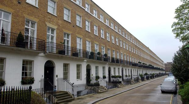 Earls Terrace, Kensington - one of the most expensive addresses in Britain