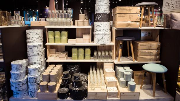 Sostrene Grene stocks home furnishings and accessories