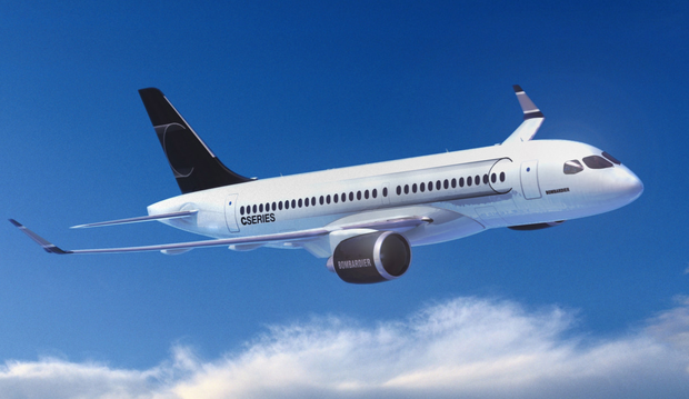 News that Pratt & Whitney was experiencing problems with production of the engine for the C Series has also hit investor confidence in Bombardier