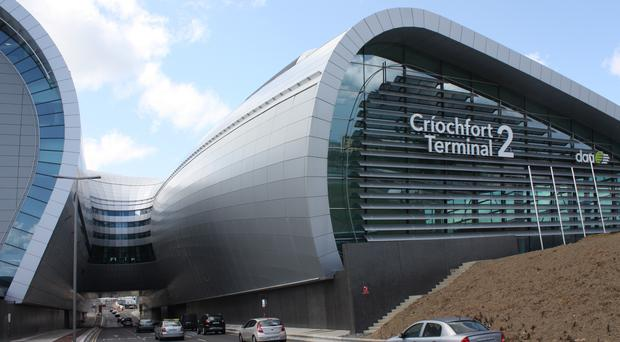 A third passenger terminal could be needed at Dublin Airport