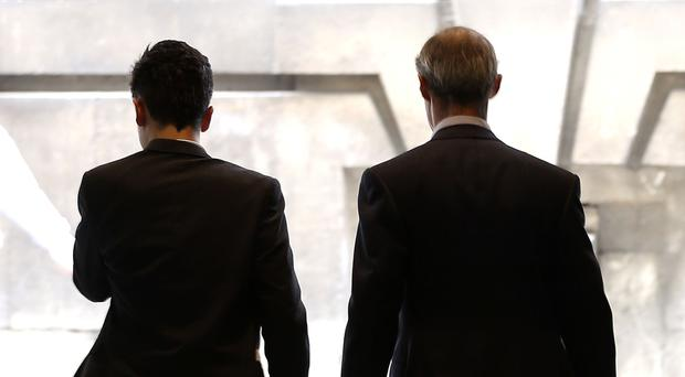 A survey of almost 1,500 middle managers found that only one in three fully trusted their leaders