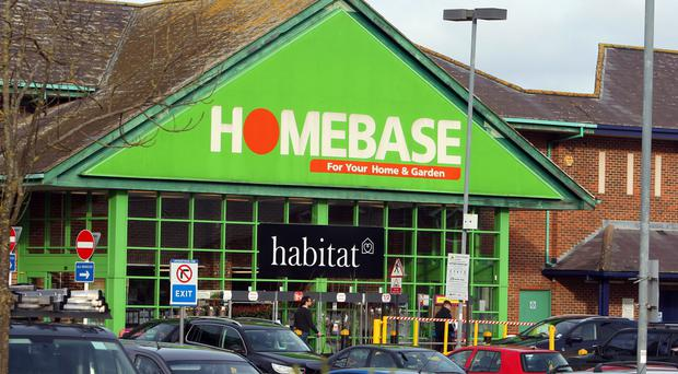 Homebase was bought over in January by the Australian hardware firm Bunnings in a deal worth £340m