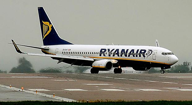 Ryanair is recruiting new staff throughout the UK