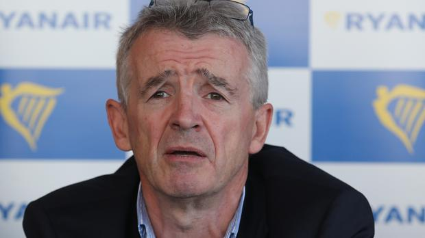 Ryanair boss Michael O'Leary accused the Government of delaying decision-making on Brexit