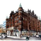 The Linenhall Hotel will be based at the Scottish Mutual building
