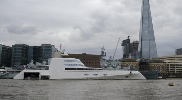 Britain's superyacht companies remain confident