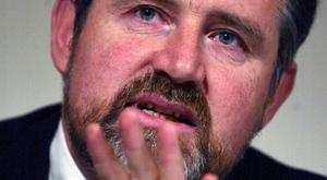 Shadow energy and climate change secretary Barry Gardiner said the next Labour government would introduce an 'outright ban' on fracking