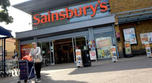 Sainsbury's said it will peddle a new 'on-demand, one-hour, grocery delivery service' across thousands of SW postcodes in central London from Wednesday