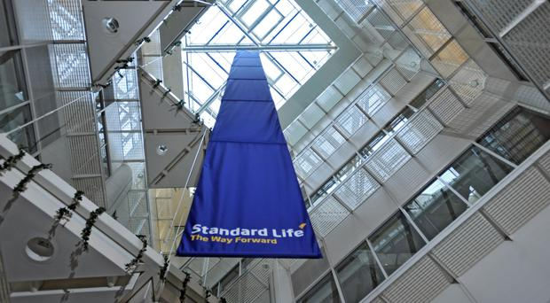 The company will lift the suspension at midday on Monday October 17 (Standard Life/PA)