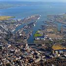 The captain was arrested by Belfast Harbour Police.