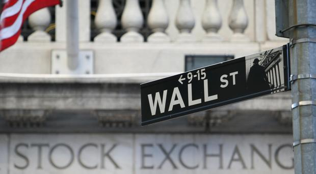 The Dow Jones industrial average lost 166.62 points to 18,094.83