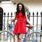 Cyclist Victoria Pendleton will launch a new e-bike for Halfords in November