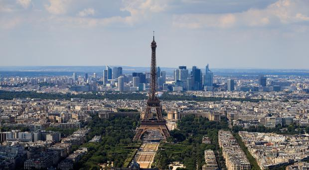 A number of US banks have shifted their hiring for senior positions to locations such as Paris, DHR International said