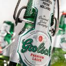 AB InBev has moved to sell SABMiller's Peroni, Grolsch and Meantime brands to Japanese firm Asahi