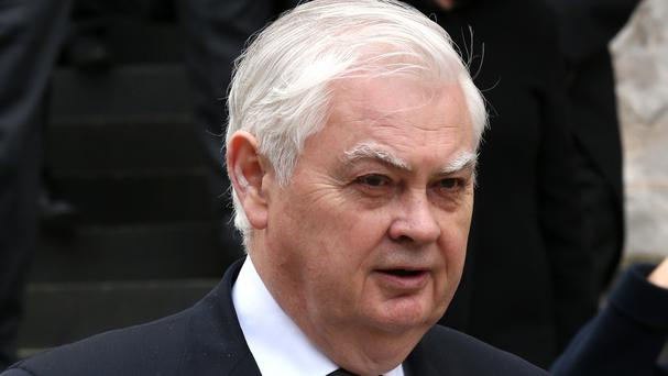 Lord Lamont was speaking at an Institute of Directors convention in London