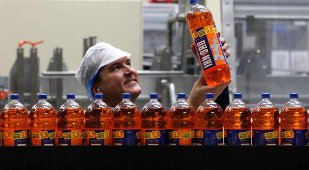Irn Bru maker AG Barr has announced plans to slash some 90 jobs as it grapples with a shift in taste towards low-sugar drinks