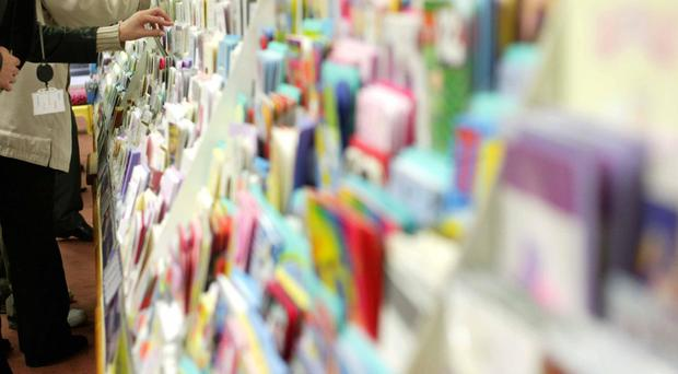 Card Factory has seen increased revenues and profits despite store sales taking a hit from slowing footfall on the UK's high streets