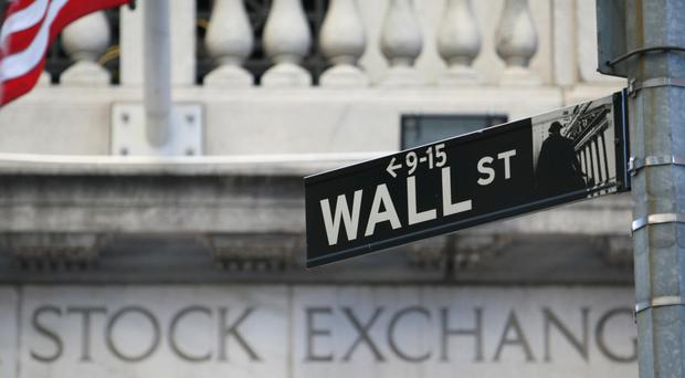 The Dow Jones industrial average jumped 133.47 points to 18,228.30