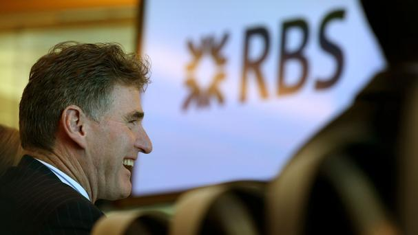 RBS chief executive Ross McEwan said the group was working to resolve outstanding claims this year and into 2017