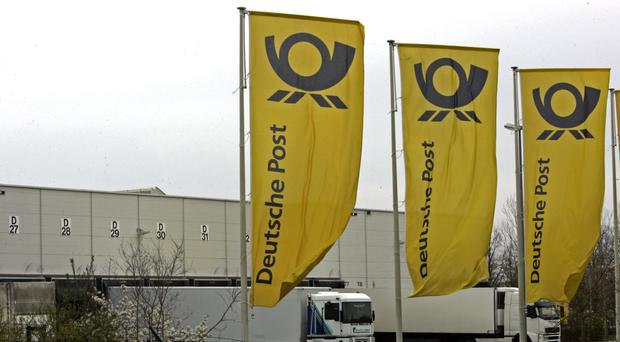 Deutsche Post is acquiring UK Mail as part of a European expansion drive (AP)