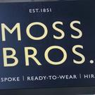 Moss Bros has refurbished many of its High Street stores.