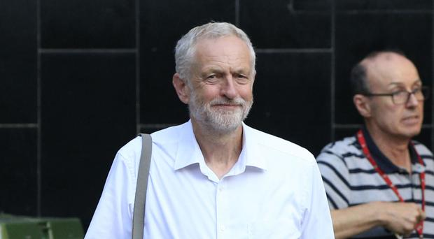 Jeremy Corbyn said investment would reduce borrowing in the long term