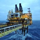 Mark Carney said the North Sea oil industry has presented an 'impressive' response to the prolonged slump in prices, but remains in a 'difficult' position