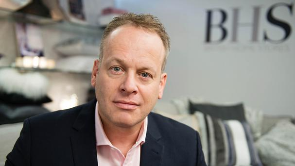 BHS International managing director David Anderson said the business