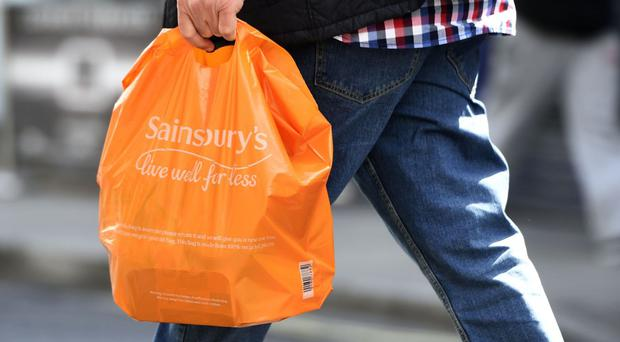 It was a bad day for Sainsbury's