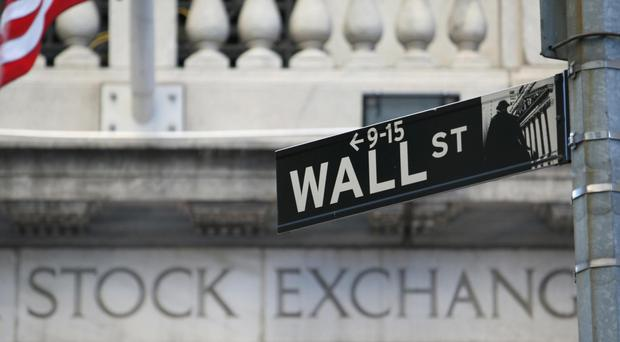 The Dow Jones industrial average rose 110.94 points to 18,339.24