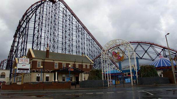 Blackpool Pleasure Beach has announced details of a new rollercoaster which will be up and running in 2018