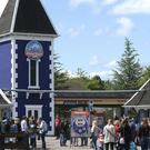 The number of people visiting Alton Towers is still being affected by the Smiler rollercoaster crash, owner Merlin Entertainments said