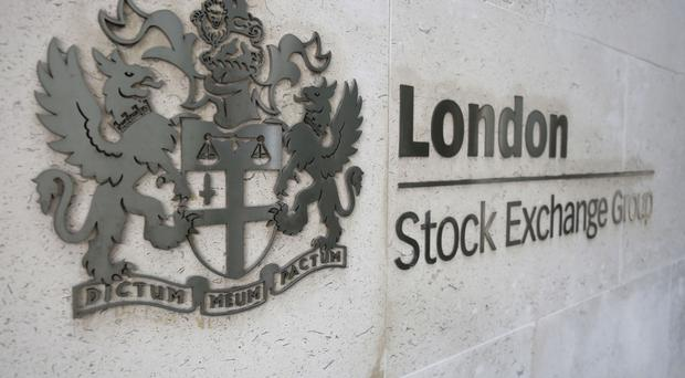 The FTSE 100 index was up 72.38 points to 6,921.9