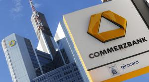 Commerzbank will reduce its workforce by 9,600 amid a major restructure (AP)