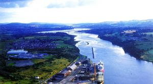 Londonderry Port handled 1.7 million tonnes of cargo