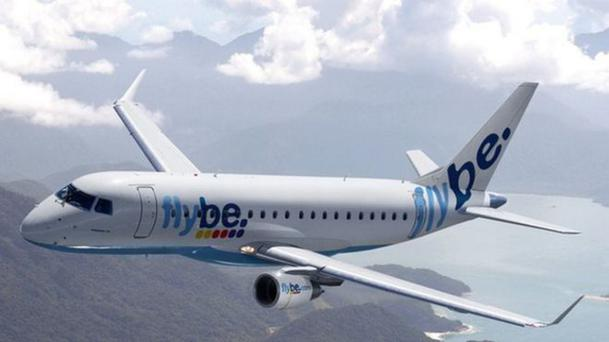 Flybe could launch a service from City of Derry Airport to London Heathrow