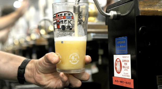 Craft beer has added to the growth