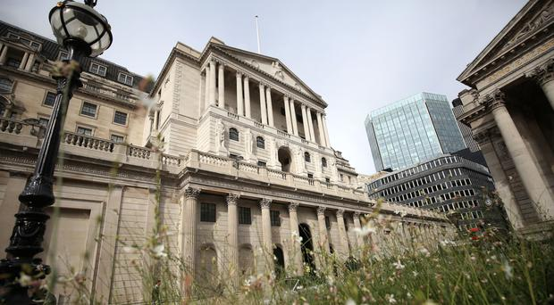 The Bank of England has warned that the commercial property market is at risk of a