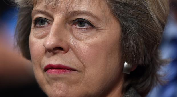 Prime Minister Theresa May said Brexit would see controls on the movement of EU workers to the UK